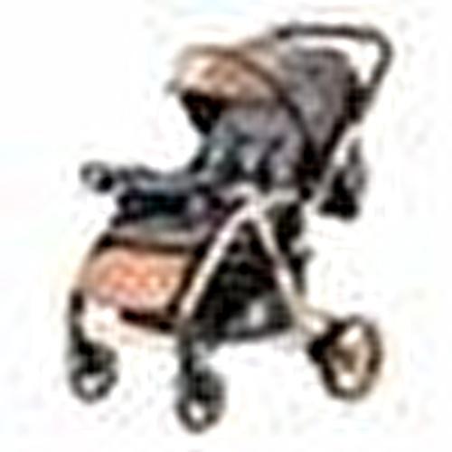 Baby Care Maxi Gold Çift Yönlü Bebek Arabası