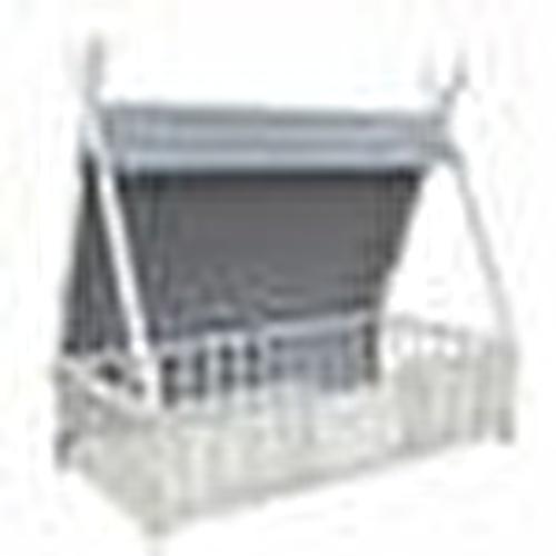 Star Baby Crib Shade