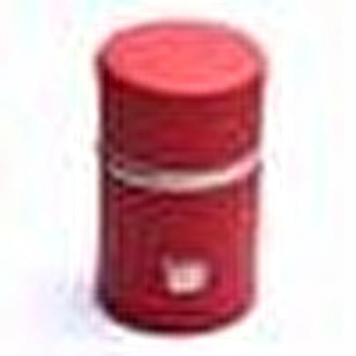 Paslanmaz Çelik Bebek Mama Saklama Termosu 260 ml Kırmızı