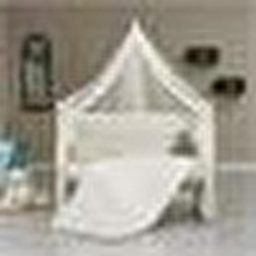 King Baby Crib White