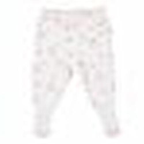 Kış Kalpli Tavşan Organik Bebek Çoraptolon