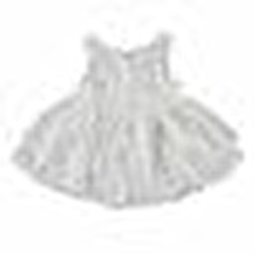 Bow Lacy Detailed Baby Girl Dress