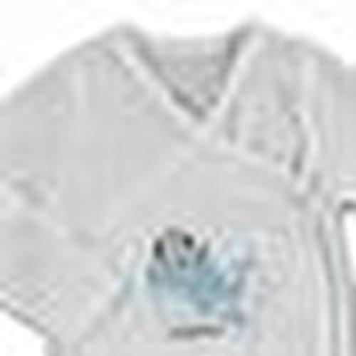 Erkek Bebek Denizci Süprem Uzun Kol 2li Zıbın Body-Patikli Alt