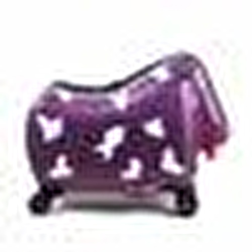 Çocuk Bavulu Mor