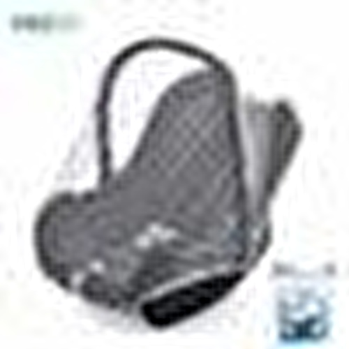 Infant Carrier Insect Netting White