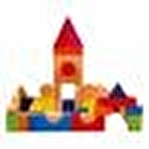 Ahşap Bebek Bloklar 40 Parça