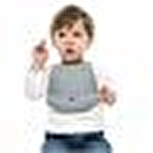 Silicone Baby Feeding Bib - Waterproof - Stainproof