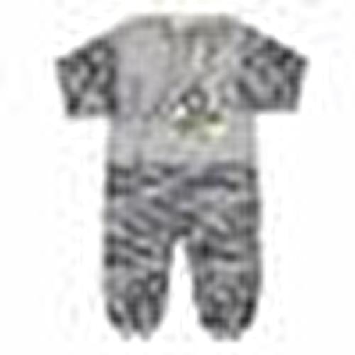 Kış Erkek Bebek Kamuflaj Çıtçıtlı Patiksiz Tulum