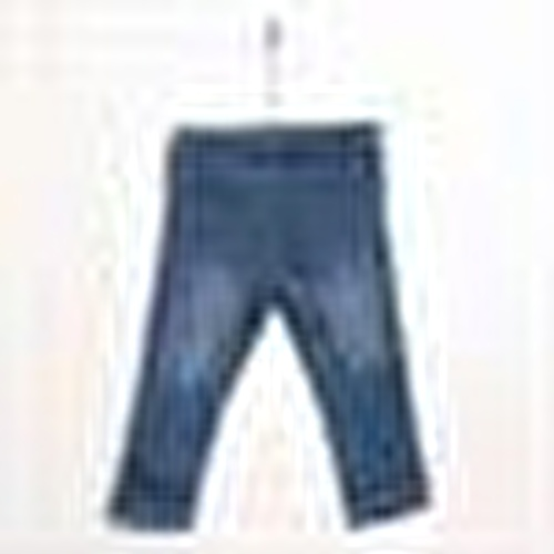 Baby Embroidered Denim Single Pant