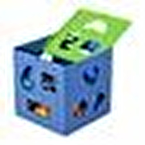 Entertaining Shape Sorter Cube