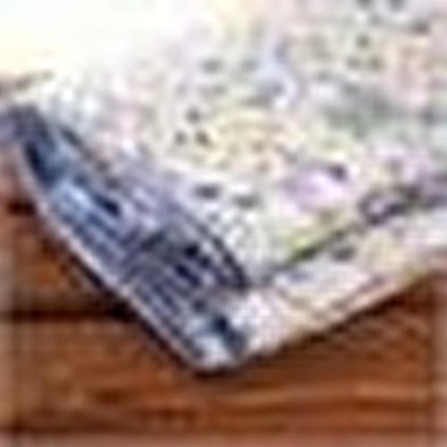 Telali Blanket Lavender Pattern