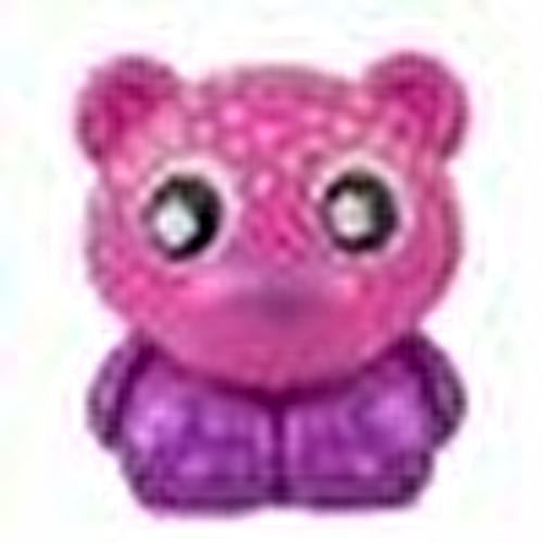 Cute Bear Projector - Pink