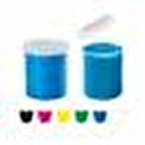 Washable Finger Paint - 6 colors x 80 gr.