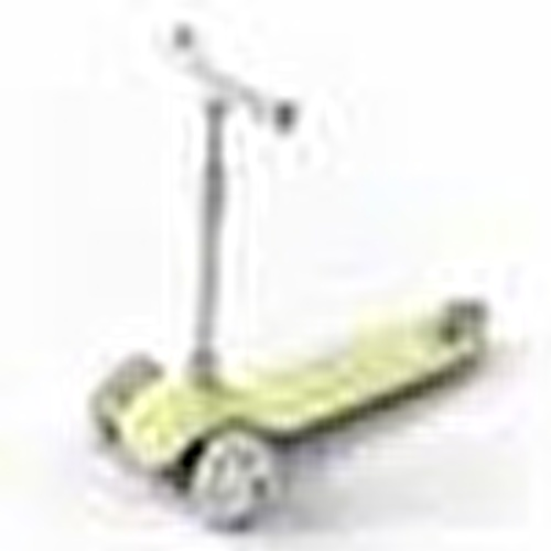 Mitu Light Scooter Yellow