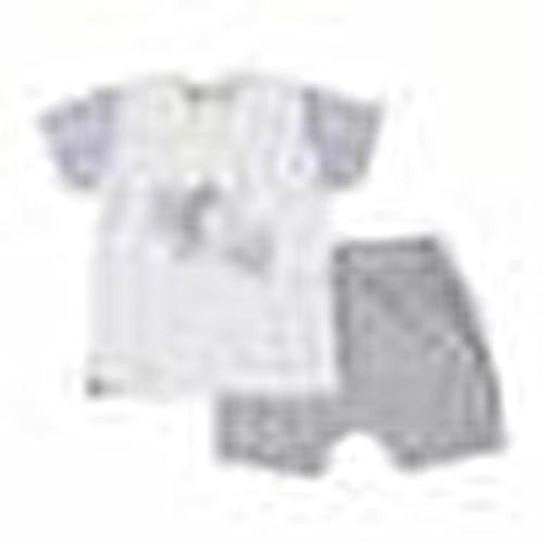 Summer Baby Boy Teddy Bear 2 Pack Set