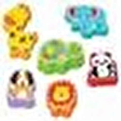 Baby Shape Sorter Puzzle Cute Animals