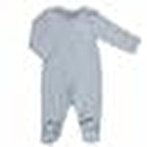 Angel Wings 3D Baby Footed Long Sleeve Romper