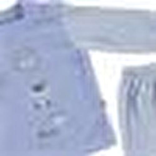 Bear And Lion Friends Sweatshirt-Booties Bottom