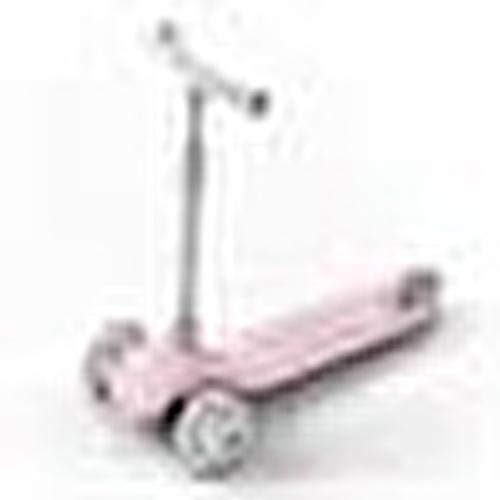 Mitu Işıklı Scooter Pembe
