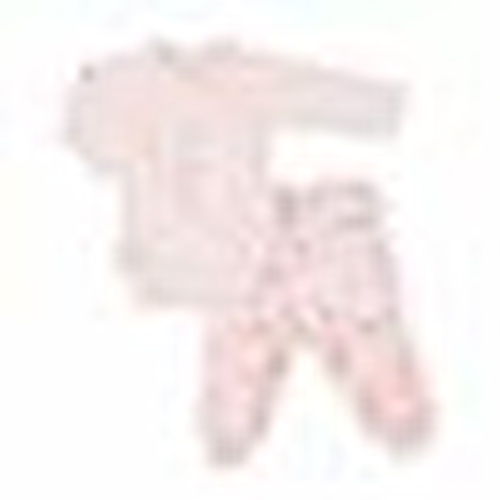 Sea Horse Baby Girl Bodysuits Trousers Set