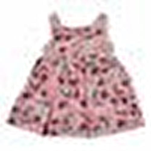Yaz Bebek Papatya Pamuklu Elbise