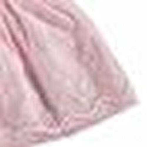Cue Bow Baby Girl Interlock Short Sleeve Dress