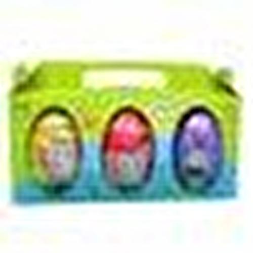 3 lü Yumurta Bebek Oyun Hamuru