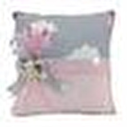 Baby Room Decoration Set Pink Clouds