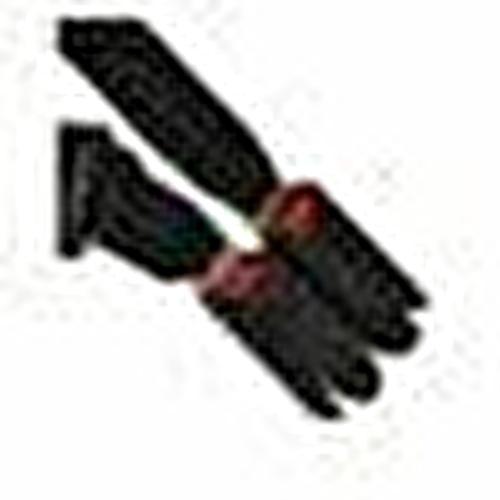 Isofix Kemer Siyah 93 cm