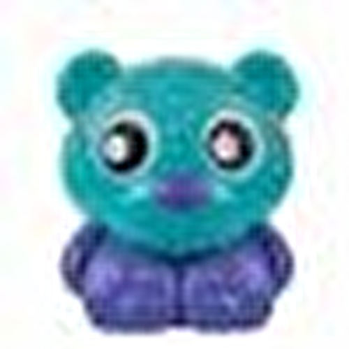 Cute Bear Projector - Blue