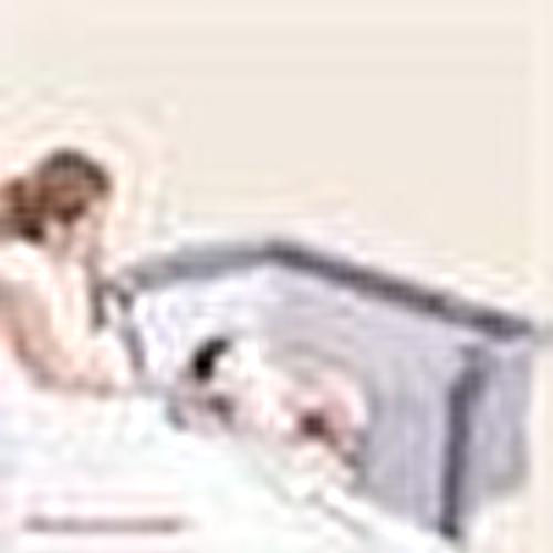 Safe Side Anne Yanı Beşiği - Kahverengi