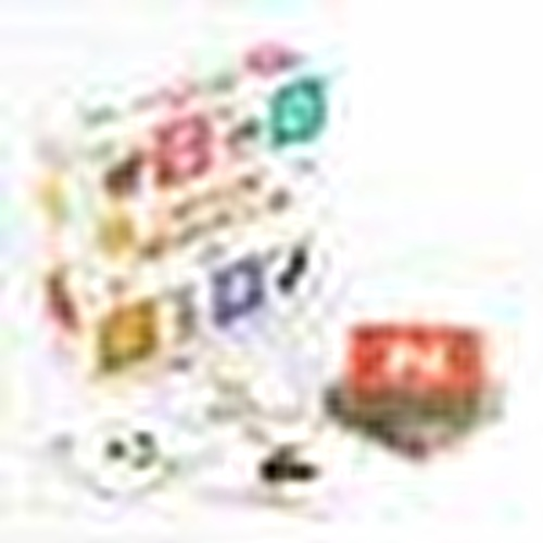 Learning Letters Educational Play Cards 29 pcs 3 Years+