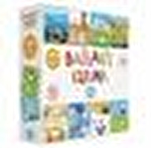 Link Building Educational Play Cards 29 pcs 3 Years+