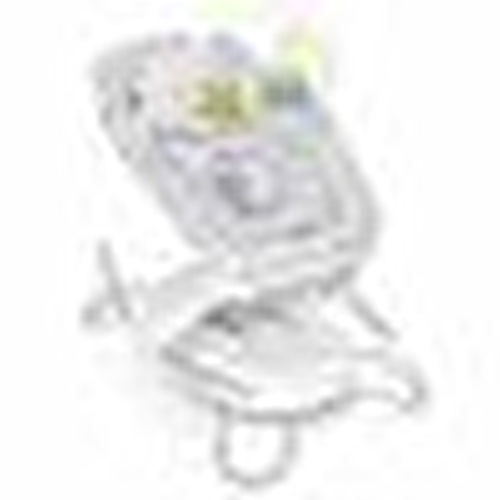 2-in-1 Deluxe Bouncer and Automatic Swing