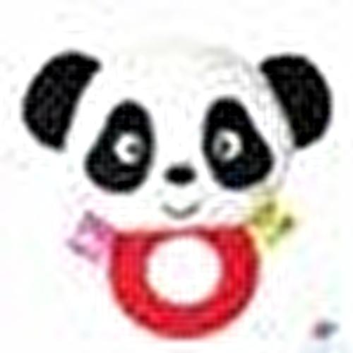 My Rattle Mouthguard Panda