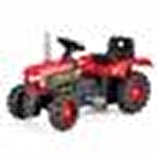 Bebek Pedallı Traktör