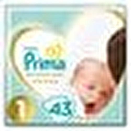Bebek Bezi Premium Care 1 Beden Yenidoğan İkiz Paket 2-5 kg 43 Adet