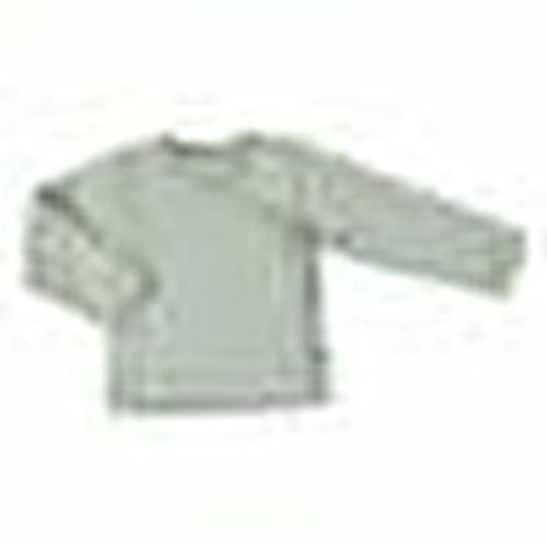 Baby Organic Green Woollen Rib Jacket