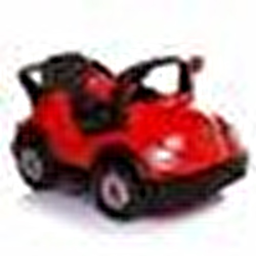W431R Uzaktan Kumandalı 12 V Akülü Araba Kırmızı