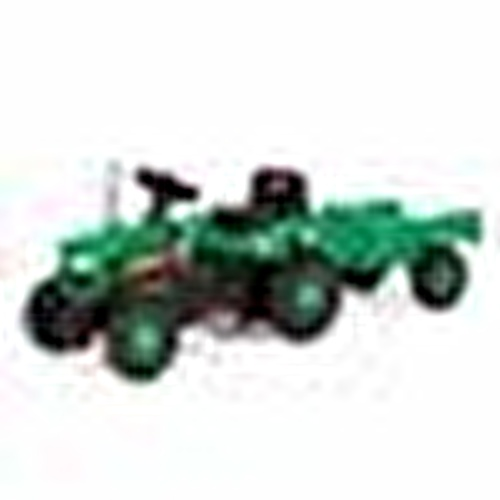 Tractor Pedal Operated & Trailer