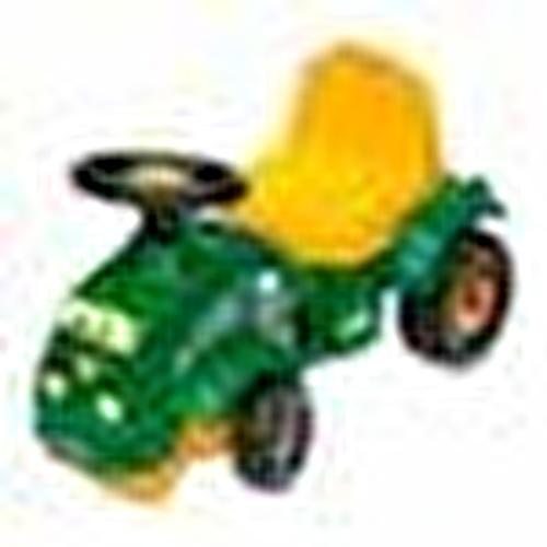 İlk Traktörüm