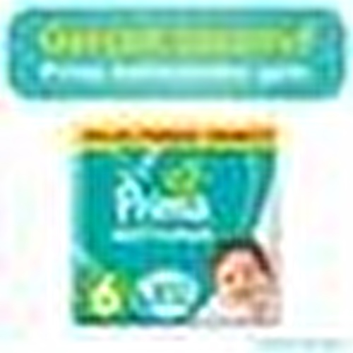 Active Baby Diapers Size 6 Extra Large Monthly Advantage Pack 13-18 kg 102 pcs