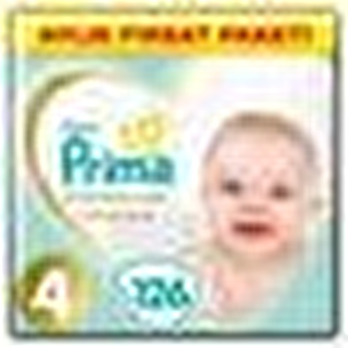 Premium Care Number 4 Baby Diapers Maxi Monthly Value Package 9-14 kg 126 pcs