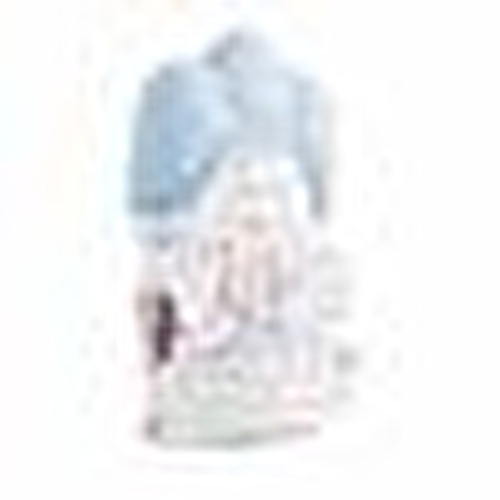Baby Teether Glove Blue
