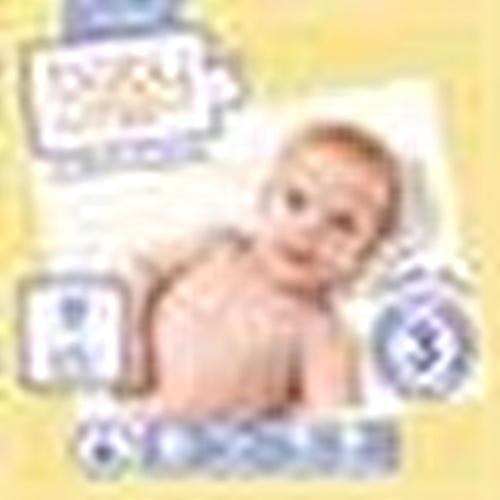 Midi Number 3 Baby Diaper 4-9 kg 50 pcs