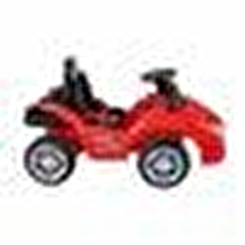 6V Racing Kırmızı Akülü Araba