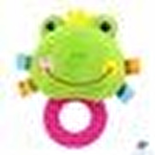 Rattle Mouthguard Frog