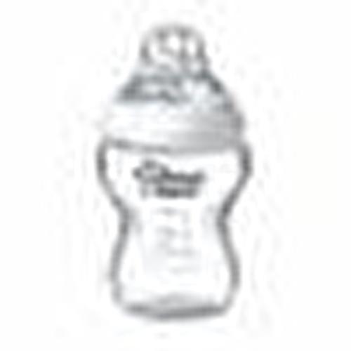 PP Nature Baby Bottle White 260ml