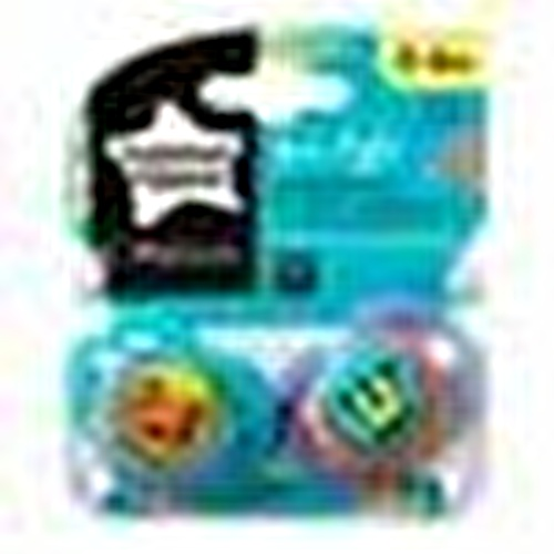 Fun Pacifier 0-6 Months Double