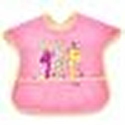 Bebek Sevimli Aile Baskılı Poli Büyük Muşamba Mama Önlüğü